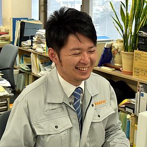 営業部 吉田さん